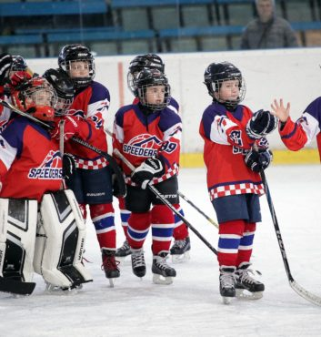 Speeders Hockey Bratislava turnaj karvina_ tim