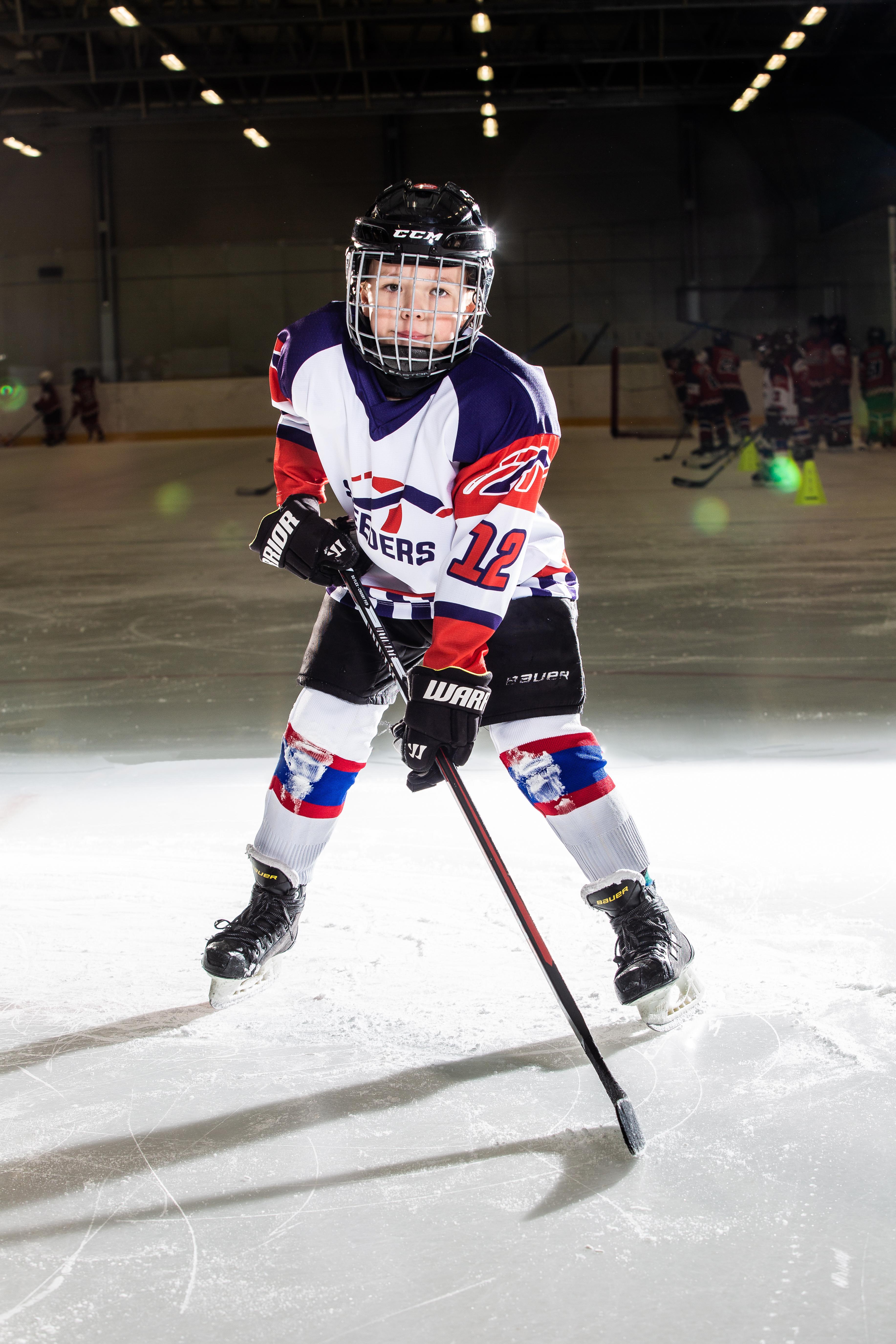 Adam Dobias Speeders Bratislava cislo 12 hokej