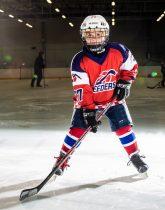 Adam Strihovsky Speeders Bratislava cislo 77 hokej 2