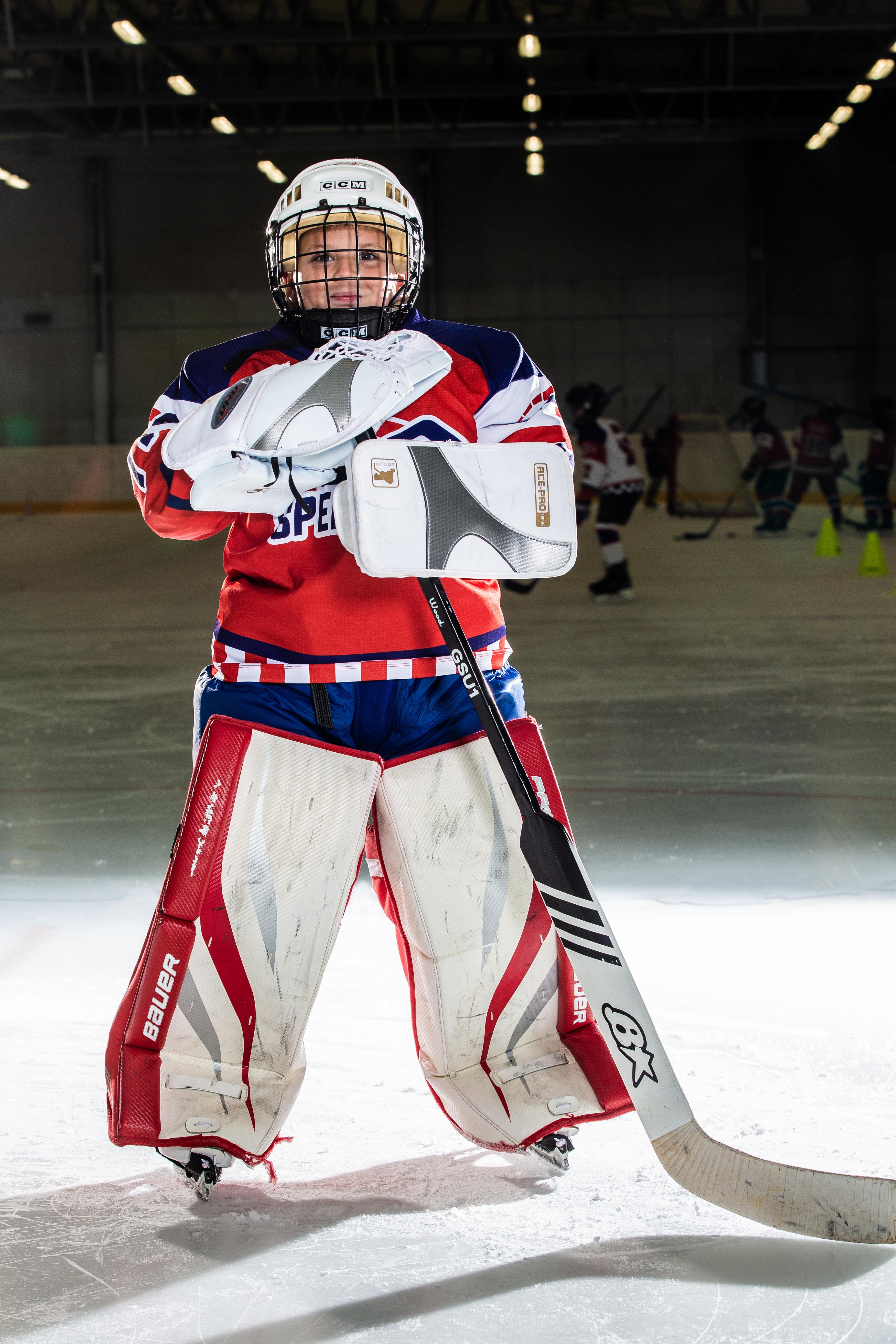 Adam Strihovsky Speeders Bratislava cislo 77 hokej