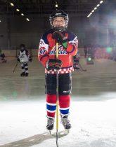 Alex Candrak Speeders Bratislava cislo 68 hokej