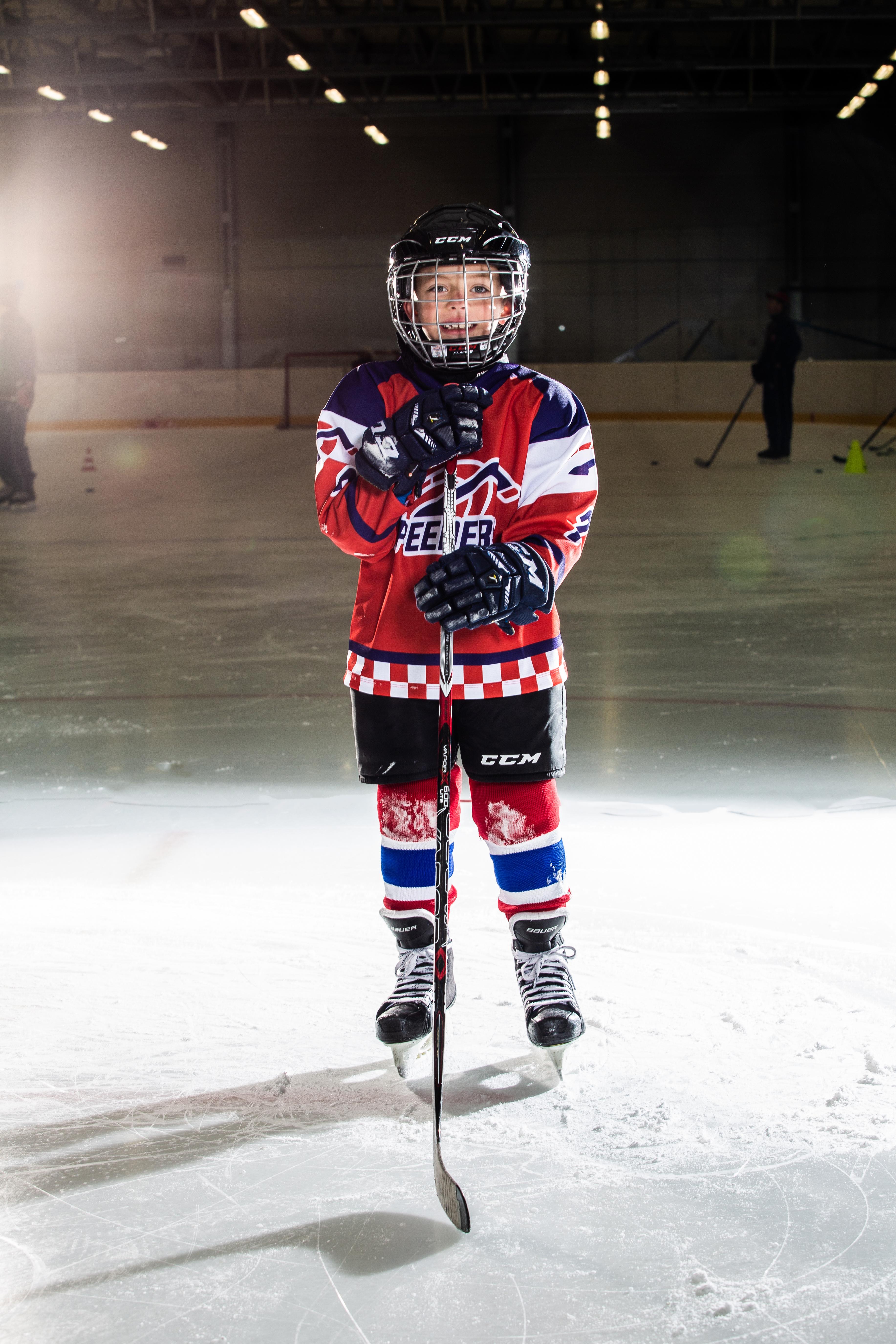 Ervin Erdelyi Speeders Bratislava cislo 7 hokej