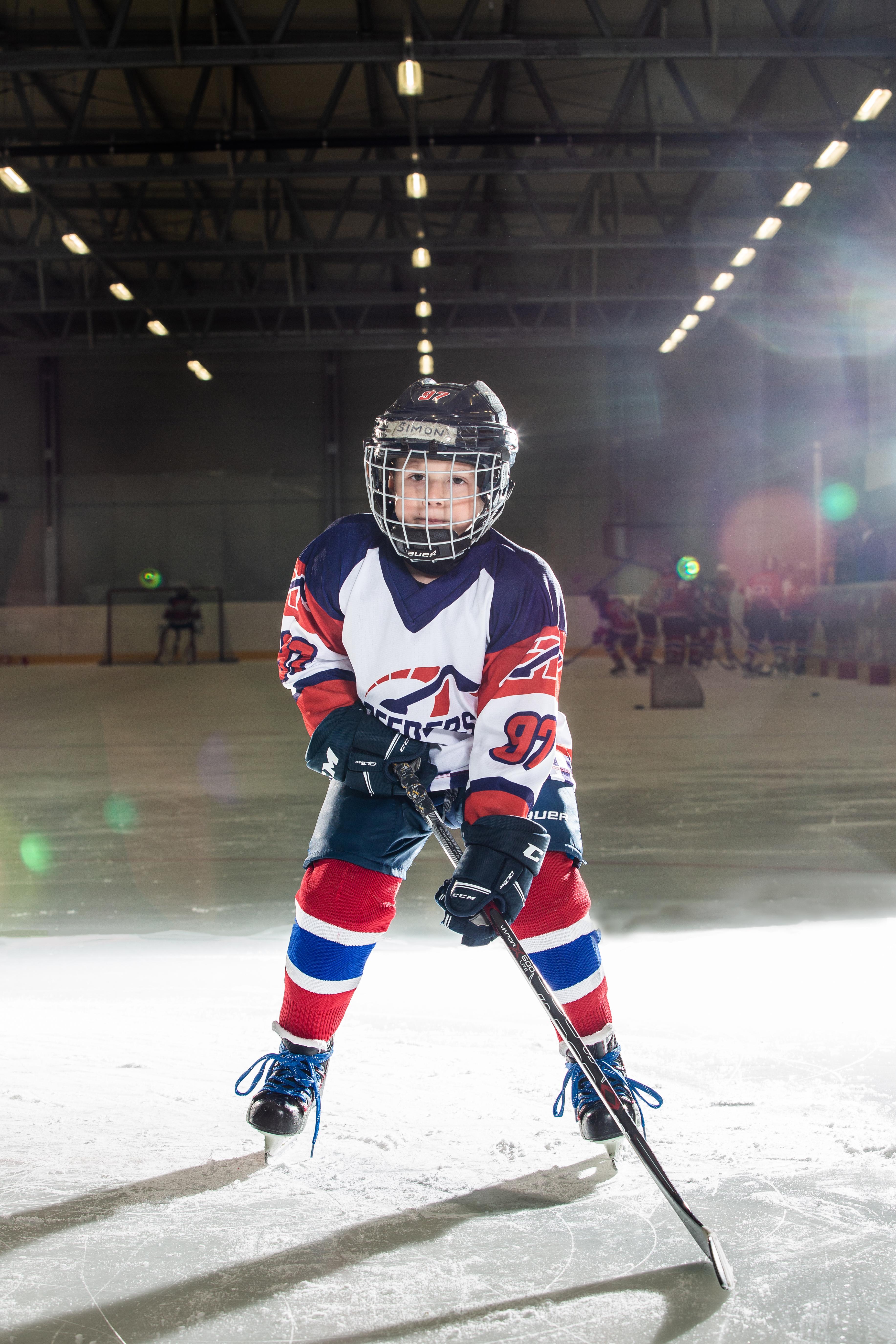 Simon Farkas Speeders Bratislava cislo 97 hokej