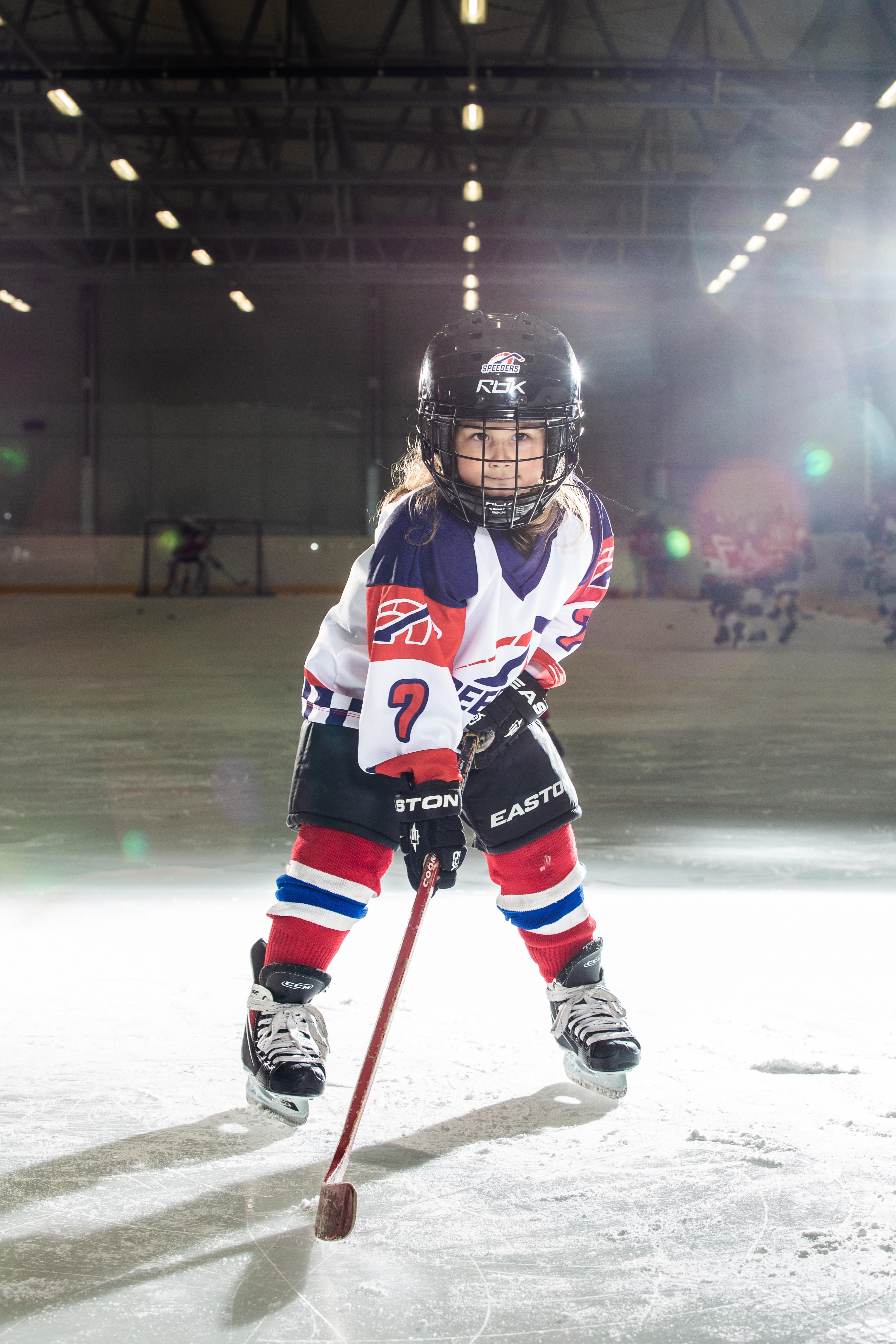 Ella &Laczki Speeders Bratislava cislo 20 hokej