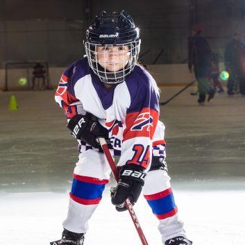 Lucia Voskarova Speeders Bratislava cislo 88 hokej – kópia