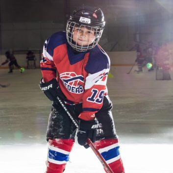 Lukas Hrbek Speeders Bratislava cislo 31 hokej – kópia