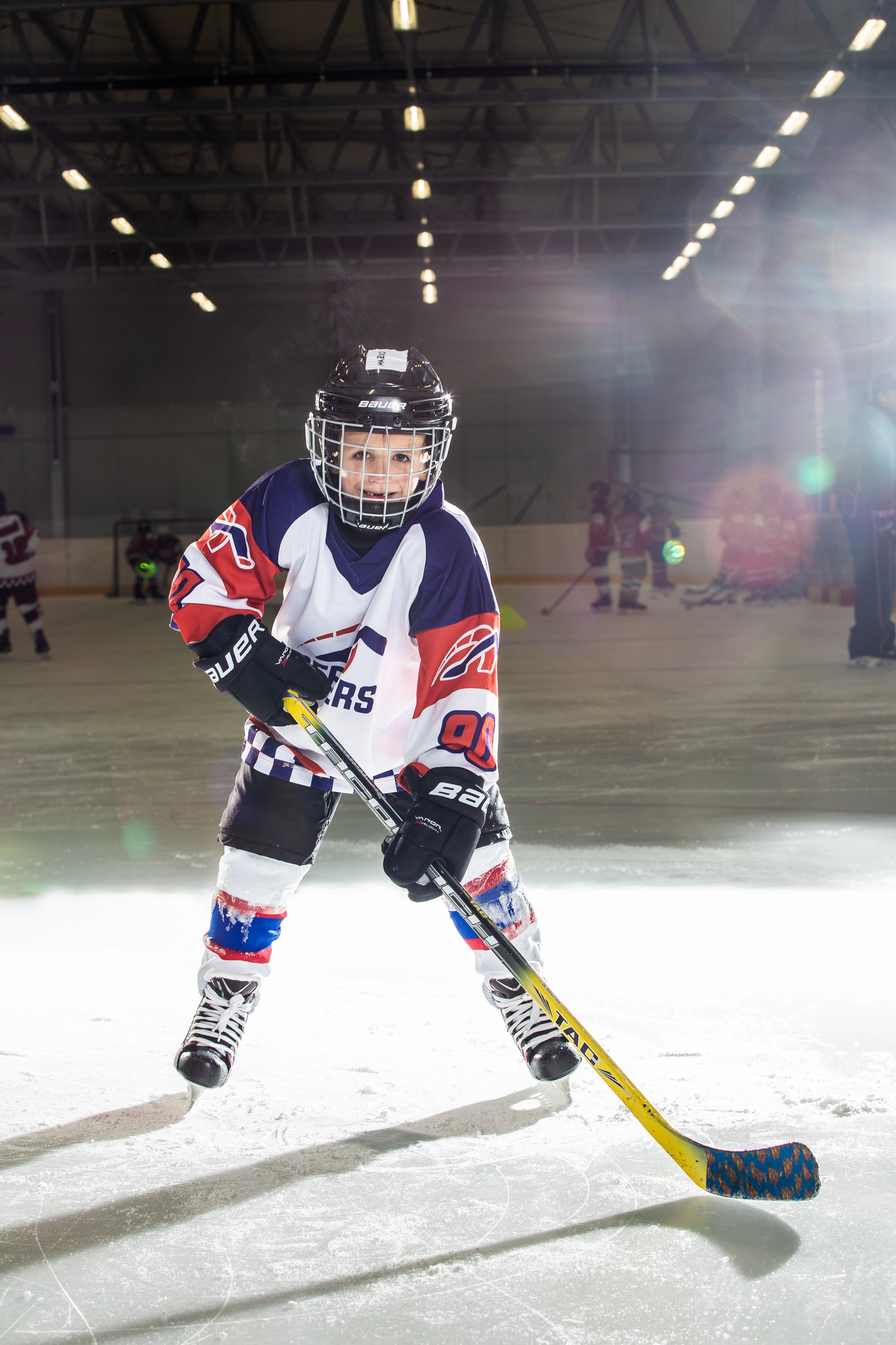 Marco Dugovic Speeders Bratislava cislo 38 hokej