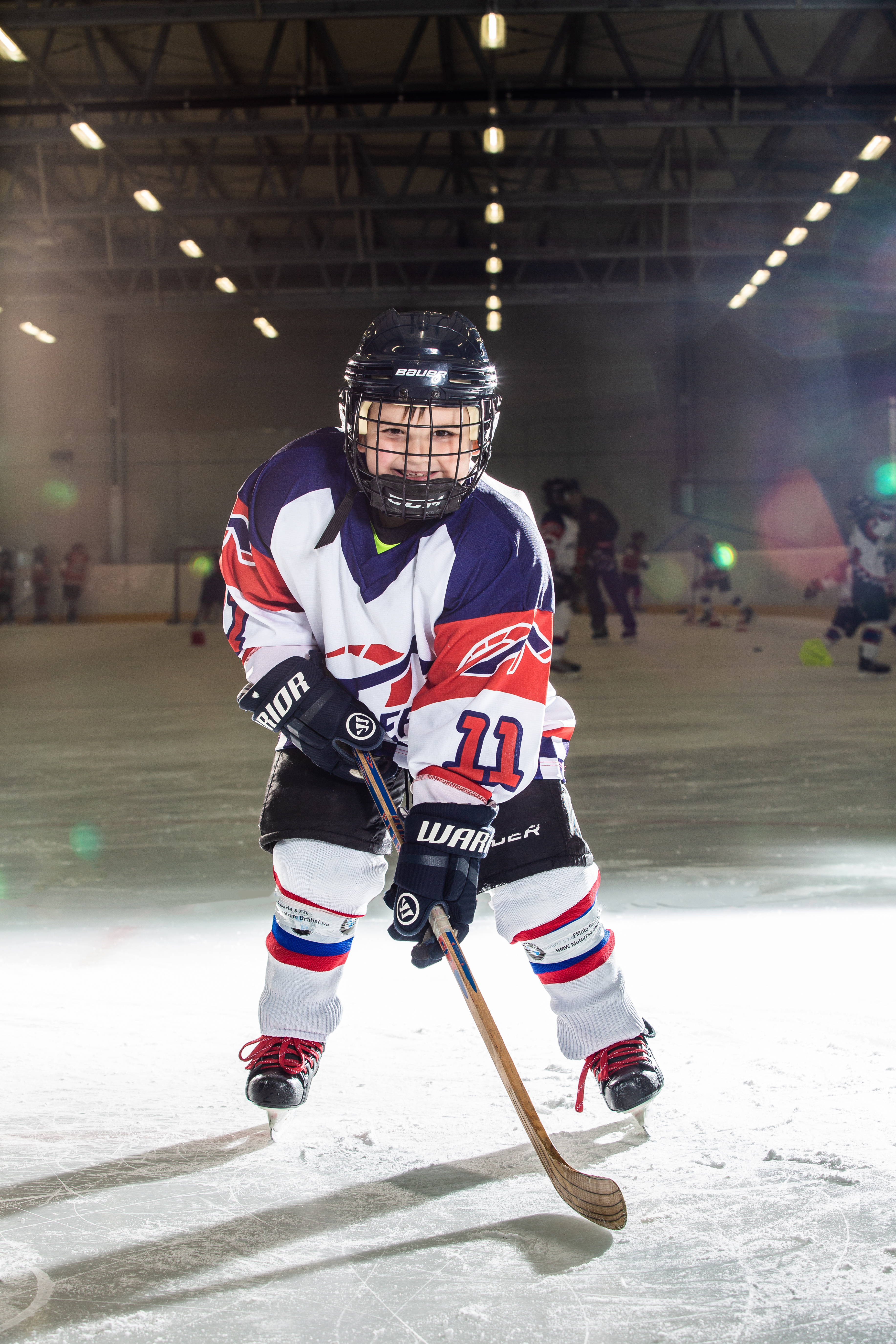 Oliver Kovacic Speeders Bratislava cislo 73 hokej