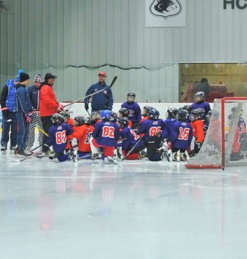 Speeders_hokej bratislava_ ludek bukac trening 1