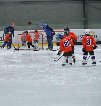 Speeders_hokej bratislava_ ludek bukac trening 11