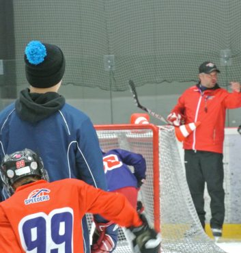 Speeders_hokej bratislava_ ludek bukac trening 13