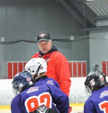 Speeders_hokej bratislava_ ludek bukac trening 15