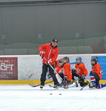 Speeders_hokej bratislava_ ludek bukac trening 16