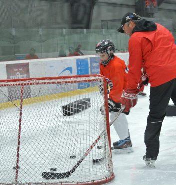 Speeders_hokej bratislava_ ludek bukac trening 18