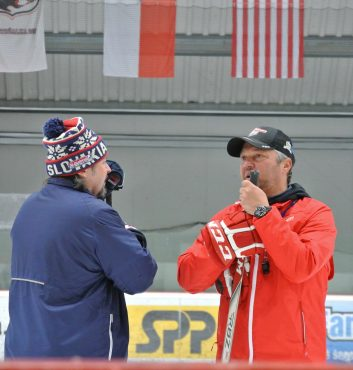 Speeders_hokej bratislava_ ludek bukac trening 19