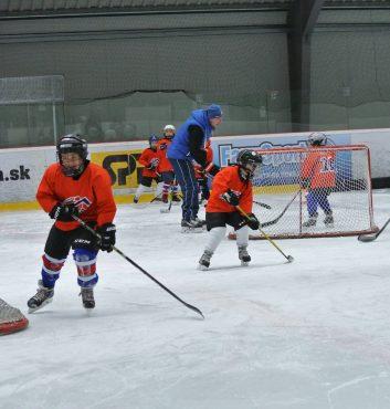 Speeders_hokej bratislava_ ludek bukac trening 2