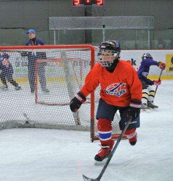 Speeders_hokej bratislava_ ludek bukac trening 3