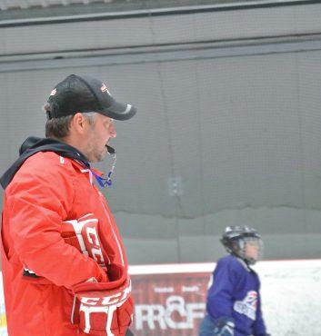 Speeders_hokej bratislava_ ludek bukac trening 4