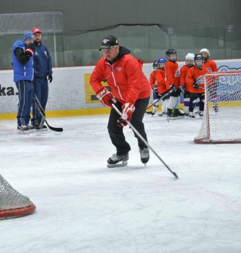 Speeders_hokej bratislava_ ludek bukac trening 5