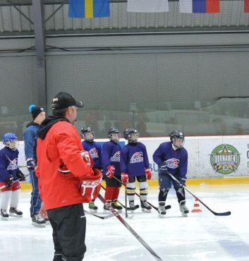 Speeders_hokej bratislava_ ludek bukac trening 6