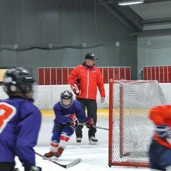 Speeders_hokej bratislava_ ludek bukac trening 7