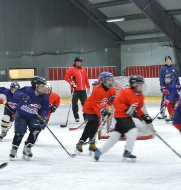 Speeders_hokej bratislava_ ludek bukac trening 8