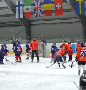Speeders_hokej bratislava_ ludek bukac trening 9