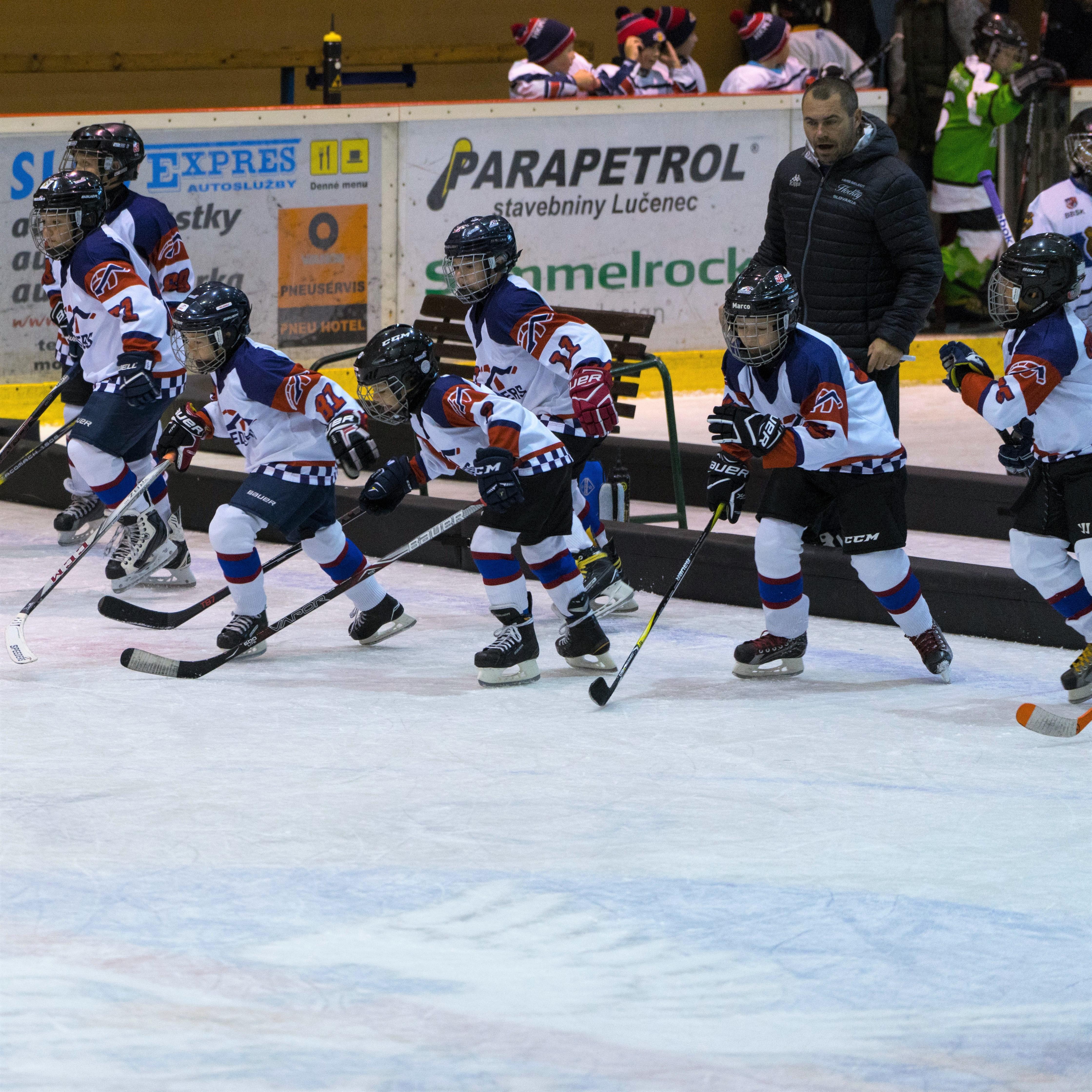 Speeders_sezona 2018_19 hokej turnaj lucenec 1