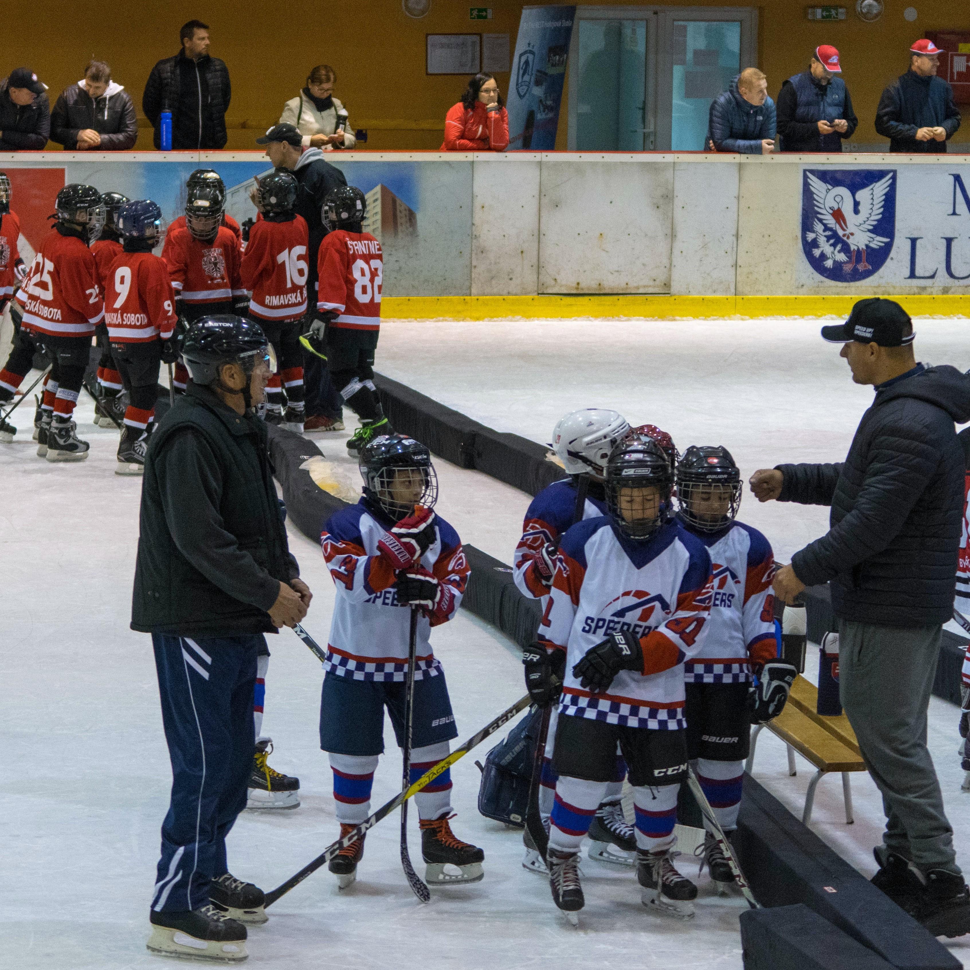 Speeders_sezona 2018_19 hokej turnaj lucenec 2