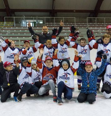 Speeders_sezona 2018_19 hokej turnaj lucenec spolocna