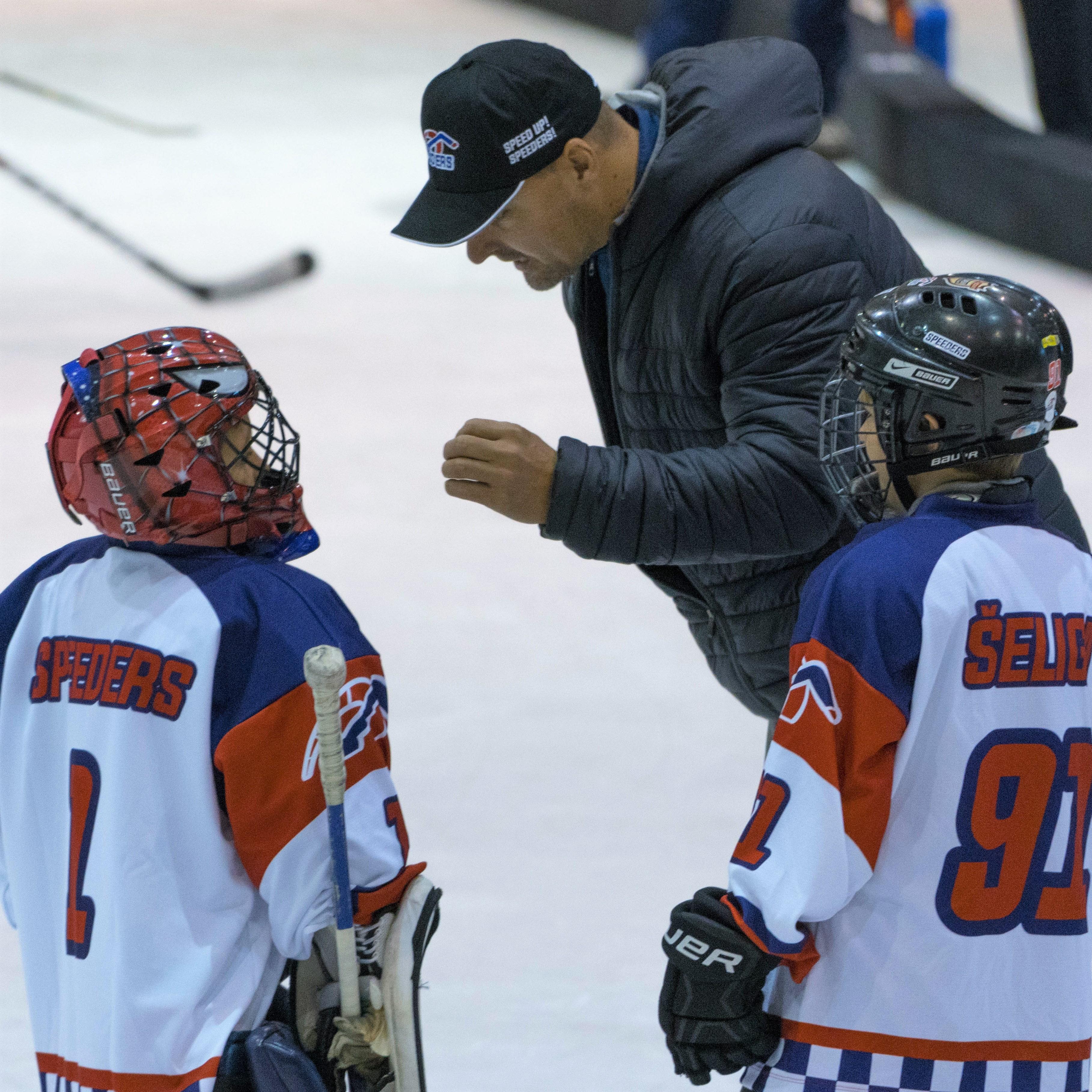 Speeders_sezona 2018_19 hokej turnaj lucenec