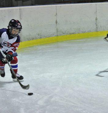 speeders hokej deti turnaj moravce 10