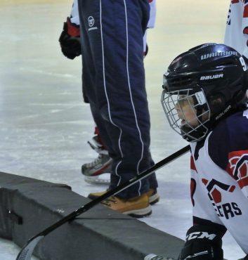 speeders hokej deti turnaj moravce 13