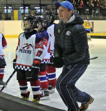 speeders hokej deti turnaj moravce 15