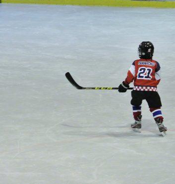 speeders hokej deti turnaj moravce 2