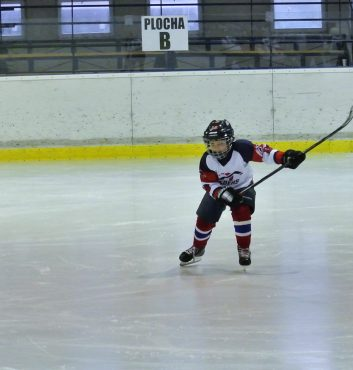 speeders hokej deti turnaj moravce 24