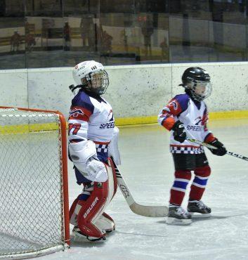 speeders hokej deti turnaj moravce 25