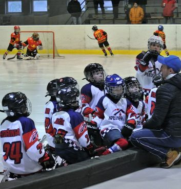 speeders hokej deti turnaj moravce 30