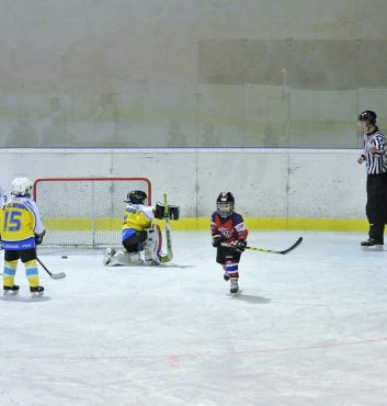 speeders hokej deti turnaj moravce 4
