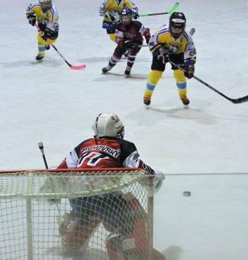speeders hokej deti turnaj moravce 40