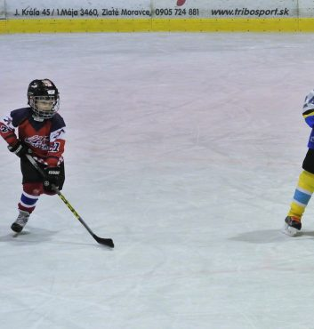 speeders hokej deti turnaj moravce 41