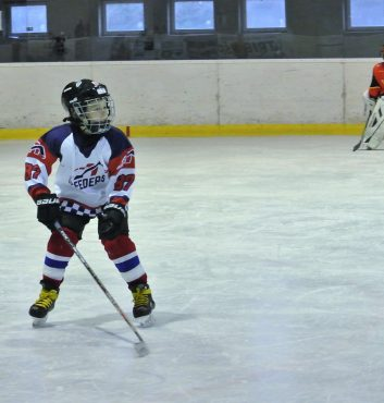 speeders hokej deti turnaj moravce 7