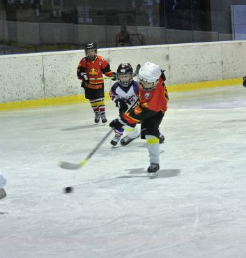 speeders hokej deti turnaj moravce 8
