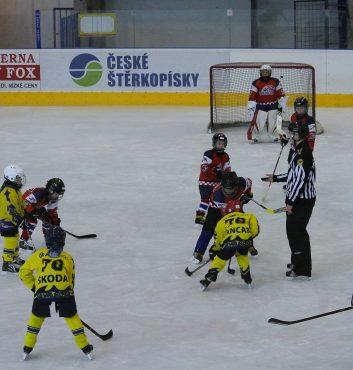 Speeders 2miesto deti hokej uhersky ostroh turnaj 11