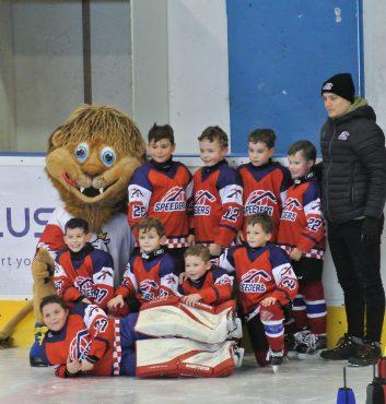 Speeders 2miesto deti hokej uhersky ostroh turnaj 13