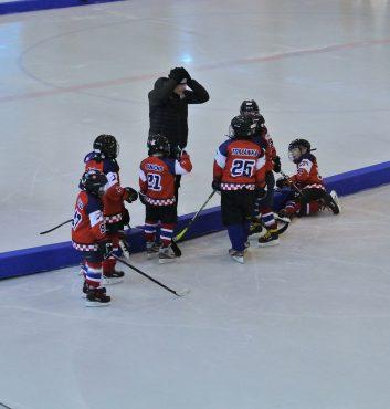 Speeders 2miesto deti hokej uhersky ostroh turnaj 14