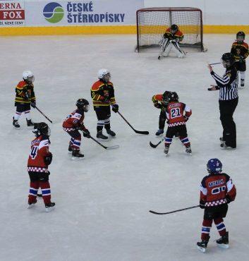 Speeders 2miesto deti hokej uhersky ostroh turnaj 17