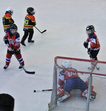 Speeders 2miesto deti hokej uhersky ostroh turnaj 18