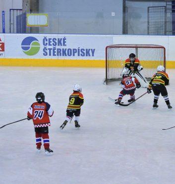 Speeders 2miesto deti hokej uhersky ostroh turnaj 19