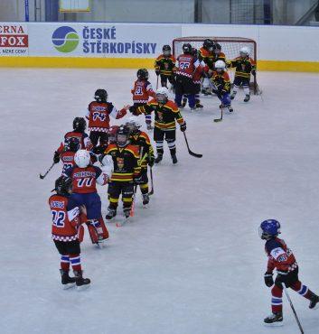 Speeders 2miesto deti hokej uhersky ostroh turnaj 23
